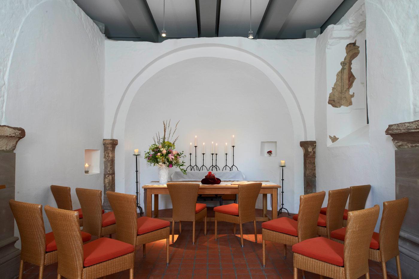 Standesamtliche Trauung im Kloster Hornbach