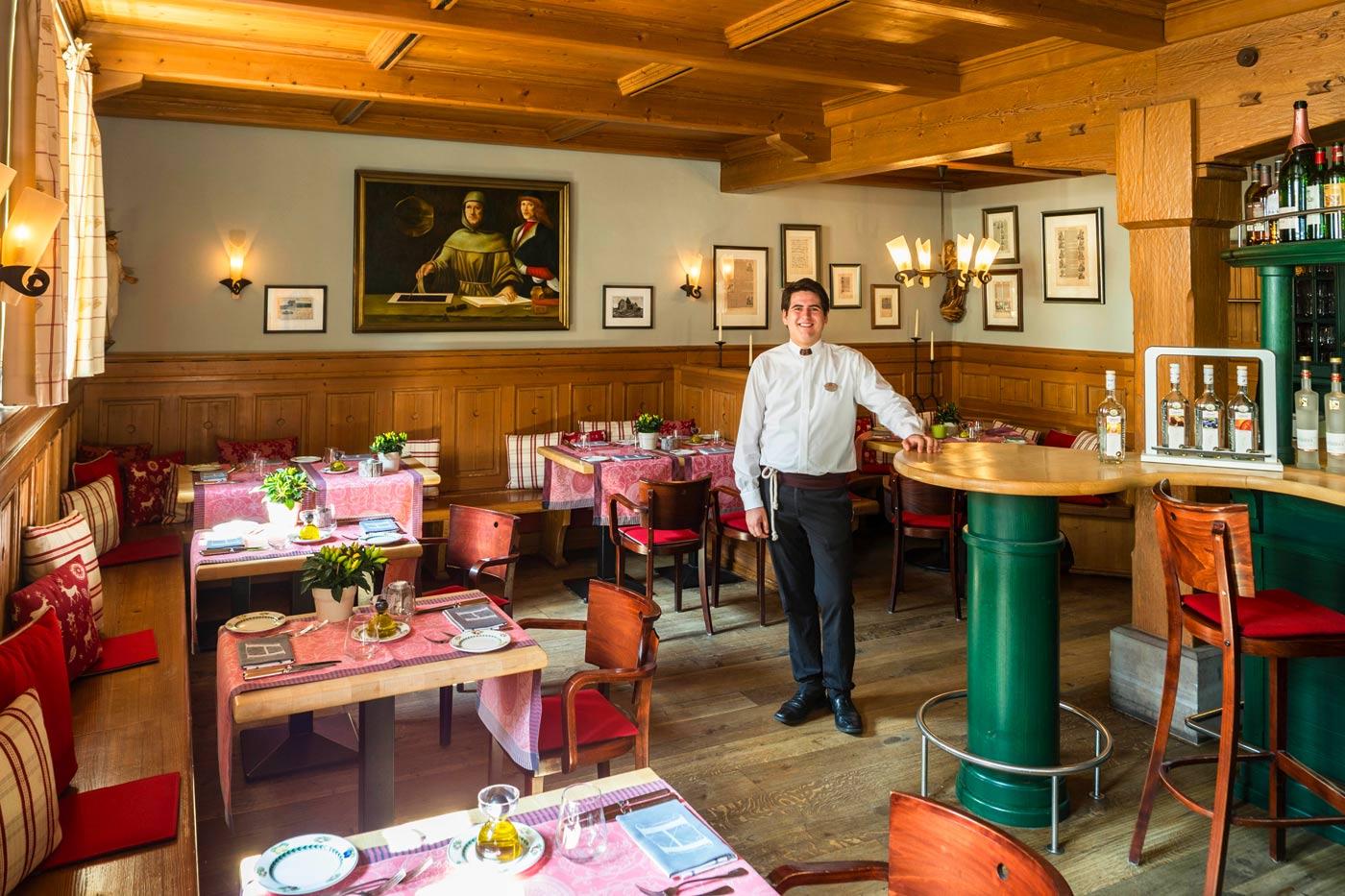 Traditionelle Gastfreundschaft in Hornbach
