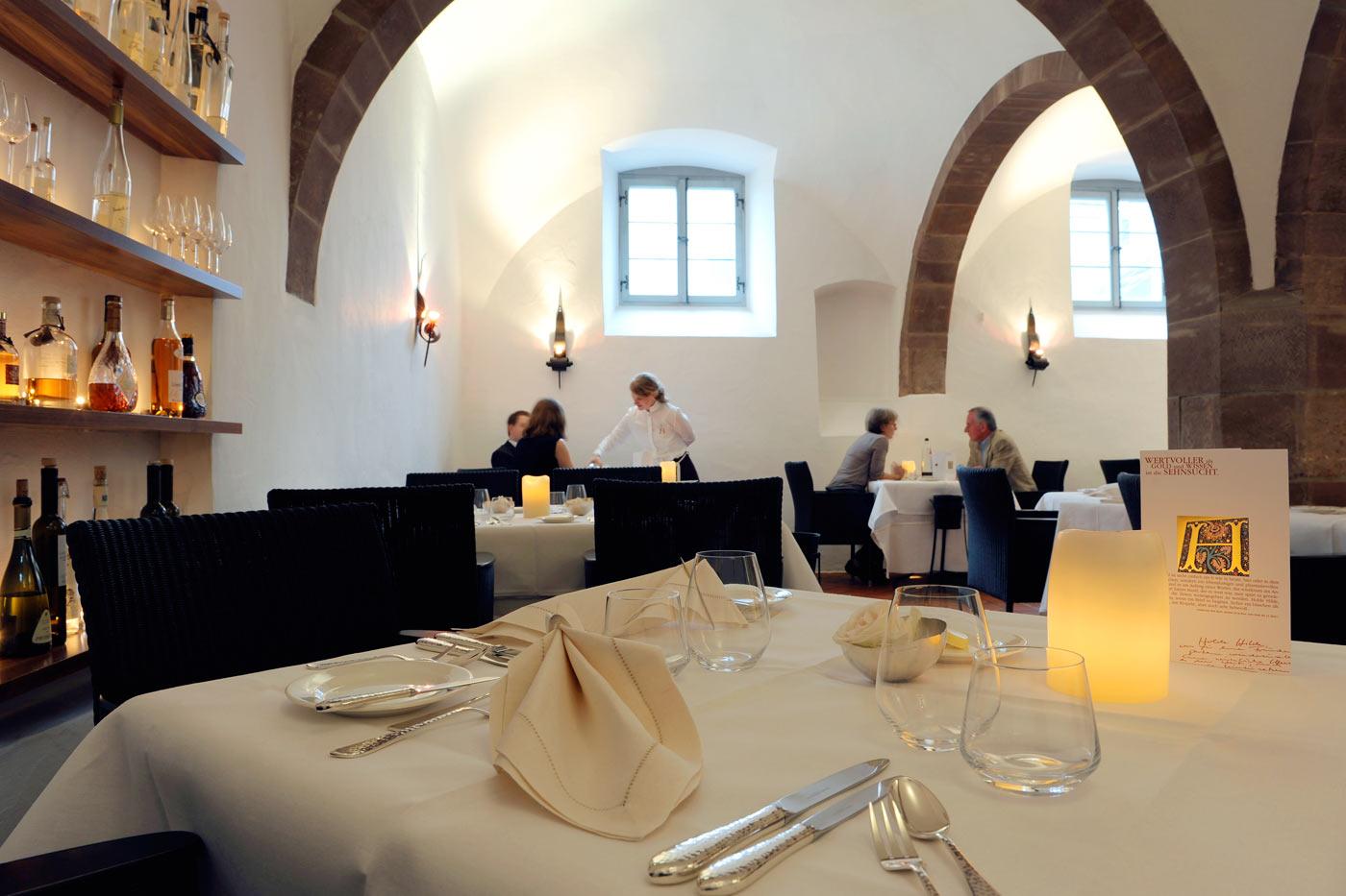 Ihr Gourmetrestaurant in der Pfalz » Kloster Hornbach