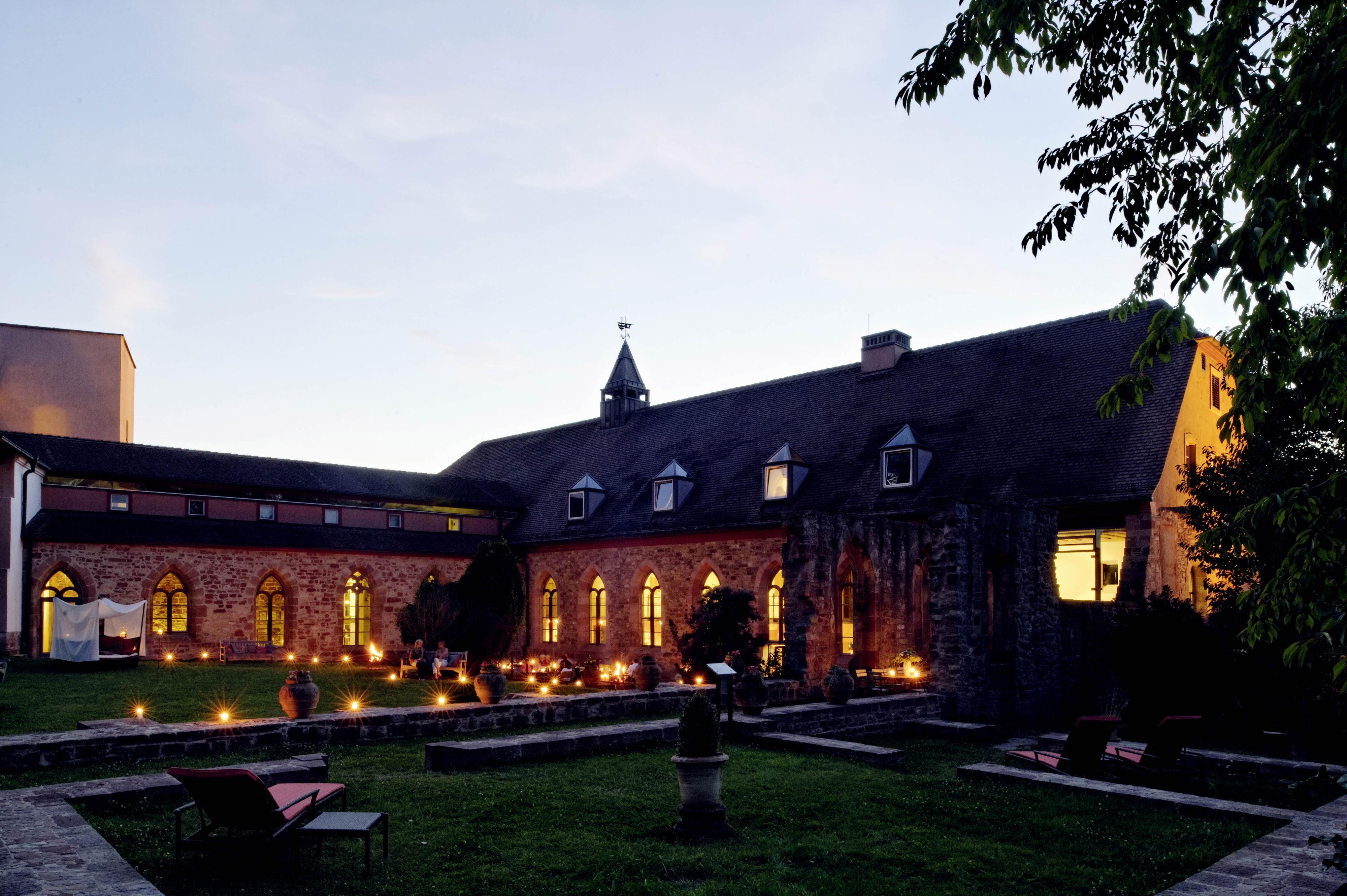 Pressebilder Hotel Kloster Hornbach